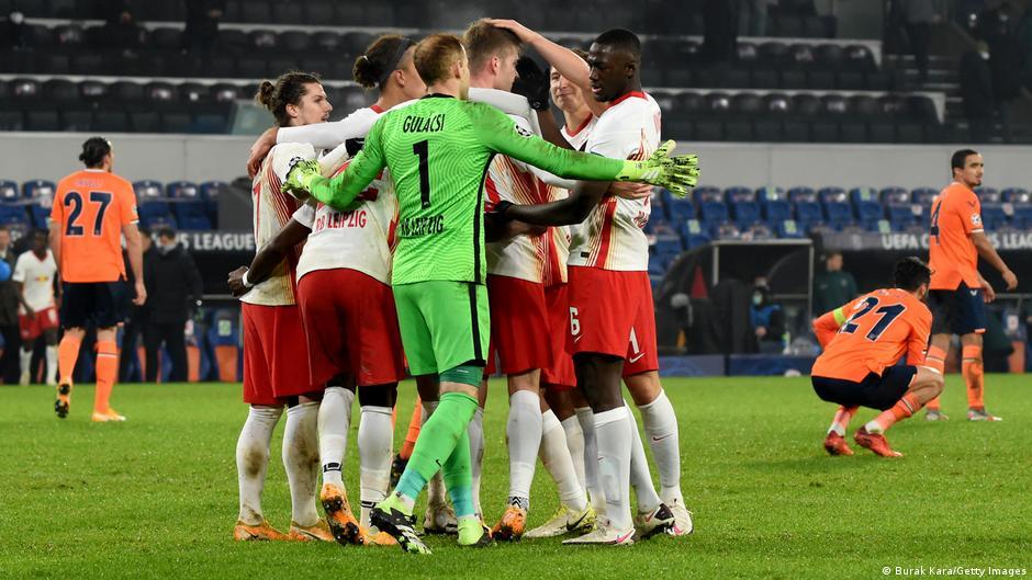 Sports news feed: Sorloth's last-gasp strike keeps RB Leipzig stay in the hunt