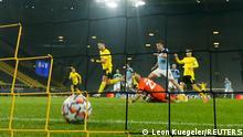 UEFA Champions League I Borussia Dortmund - Lazio Rom | Tor:1:0