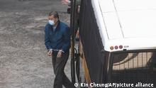 Hongkong Aktivist Jimmy Lai muss in Untersuchungshaft