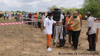 Mosambik Inhambane | ehemalige RENAMO-Guerilleros