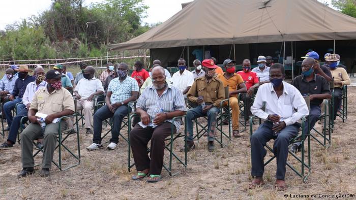 DDR em Inhambane: Antigos guerrilheiros da RENAMO