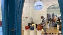 Prodavnica tašni u Berlinu