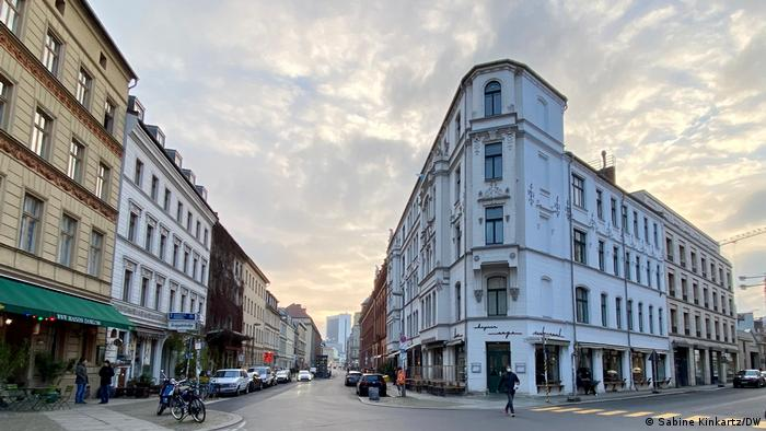 Berlin Mitte Einzelhandel Corona-Pandemie