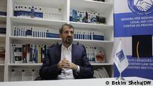 Kosovo DW Interview Ehat Miftaraj