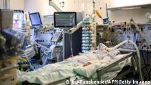 Deutschland | Coronakrise: Krankenhaus in Aachen