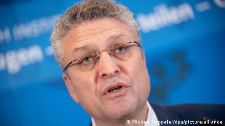 Lothar Wieler, director del Instituto Robert Koch.