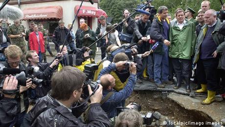 Γερμανία: Όταν οι πλημμύρες καθορίζουν πολιτικές καριέρες