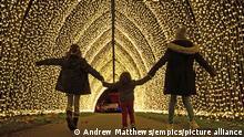 Ukraine | Weihnachtslichter in Kiew