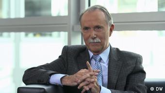 Cultural ambassador Klaus-Dieter Lehmann
