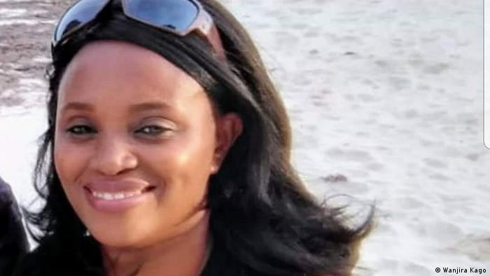 Wedding planner Wanjira Kago