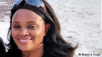 Hochzeitsplanerin Wanjira Kago aus Kenia