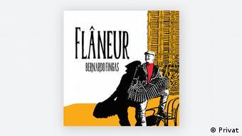 Cd Cover   Bernardo Fingas: Bernardo Bernd Fingas CD Flaneur