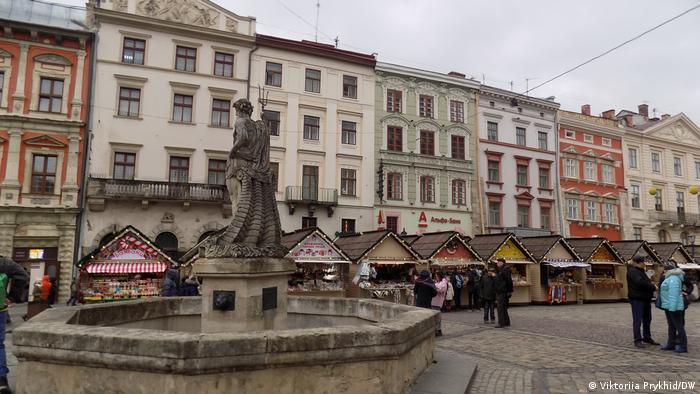 Коли ще не було коронавірусу - Львів у грудні 2019 року