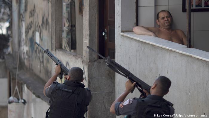 Brasilien | Apps warnen Brasilianer vor Schießereien