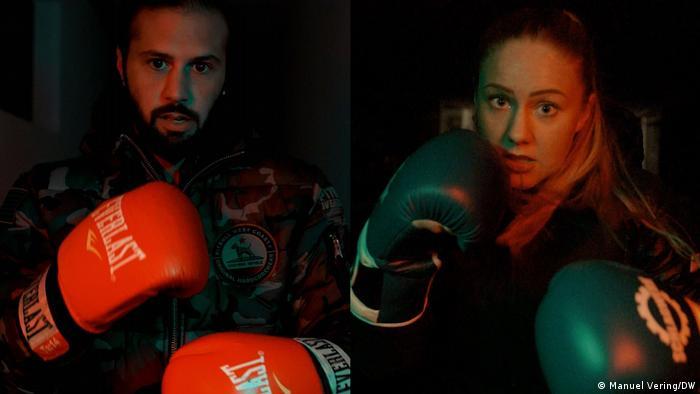 DW Beitrag Boxen - letzte Chance zur Reintegration | Burak Bozkurt & Saskia Bajin
