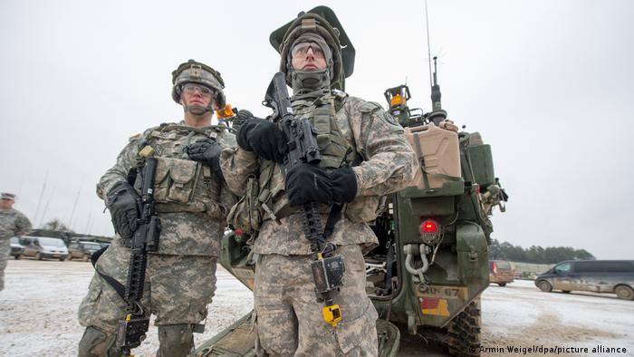 کنگره آمریکا برای خروج سربازان مستقر در آلمان شرط گذاشت
