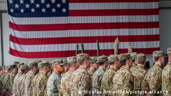 Αμερικανοί στρατιώτες στη Γερμανία