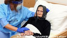 99-year-old Margareta Kranjcec