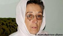 Suhaila Seddiqi Afghanistan