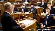 Montenegro Podgorica | Neue Regierung | Zdravko Krivokapic