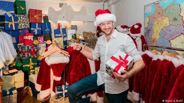 También la agencia Blank & Biehl ha visto reducidas sus reservaciones de eventos con Santa en una cuarta parte este año, pese a todos sus esfuerzos.