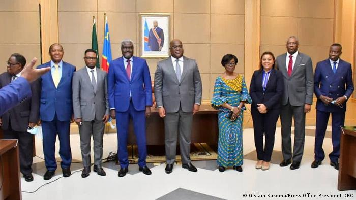 Image result for felix tshisekedi à l'Union africaine