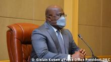 Kongo Kinshasa Félix Tshisekedi Präsident Kongo