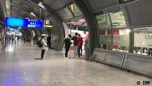 24.11.2020 Bilder zur Reportage der lange Weg nach Hause, Heimfliegen nach Shanghai während Corona-Zeit via Shitao Li