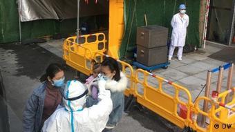 China Shanghai | Coronavirus | Heimfliegen