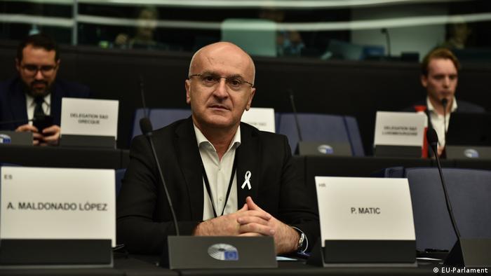 Chorwacki polityk Predrag Fred Matic: To historyczny dzień!