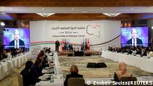 Tunis Politischer Dialog zu Libyen