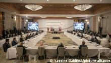 Libya Siyasi Diyalog Forumu'nun Tunus'taki toplantısında adaylık şartları belirlenmişti.