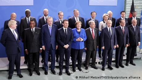 Διάσκεψη Βερολίνου: Βήμα προς την ειρήνη στη Λιβύη;