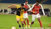 Griechenland Athen | UEFA Europa League | AEK Athen vs SC Braga
