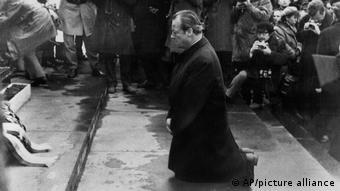 Polen I Willy Brandt I Kniefall in Warschau