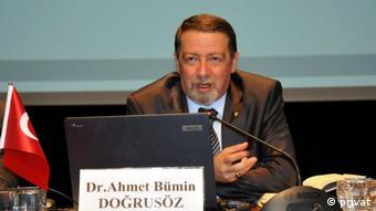 Marmara Üniversitesi İktisat Fakültesi Öğretim Üyesi Dr. A. Bümin Doğrusöz