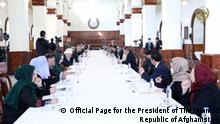 Afghanistan Kabul | Sitzung