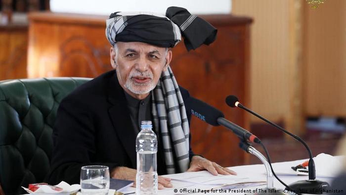 Afghanistan Kabul   Sitzung: Ashraf Ghani