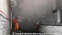 China Chongqing | Tote bei Grubenunglück | Kohlenmonoxidvergiftung