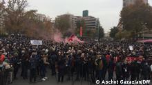 Armenien Jerewan | Protestaktion | Regierungschef Nikol Paschinjan