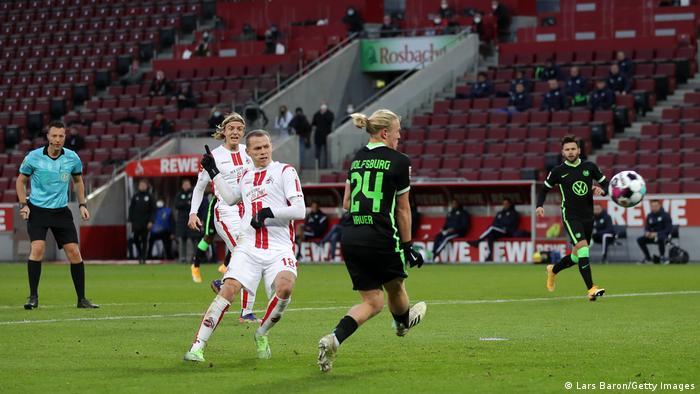 Deutschland Köln | Bundesliga | 1. FC Koeln v VfL Wolfsburg