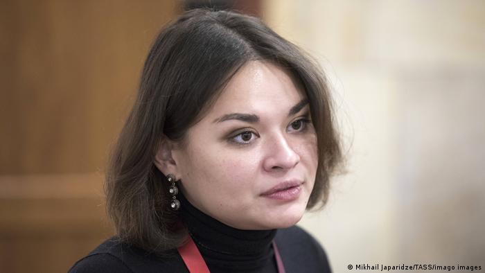 Ксения Шойгу - дочь министра обороны России Сергея Шойгу