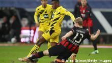 Deutschland Frankfurt | Bundesliga | Eintracht Frankfurt v Borussia Dortmund