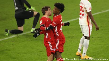Bayern Múnich vs Leipzig
