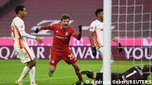 Bundesliga I Bayern München v Leipzig