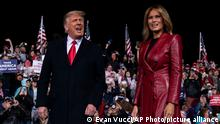 USA Georgia | Trump Wahlkampf Senatswahlen