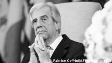 Tabaré Vázquez   ehemaliger Präsident Uruguays