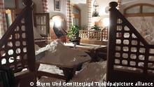 Österreich Prägraten | Lawinenabgang | Wintereinbruch in Tirol