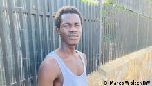 Gran Canaria | Babacar, Migrant aus Senegal