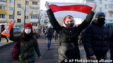 Belarus Minsk | Demonstrationen und Proteste